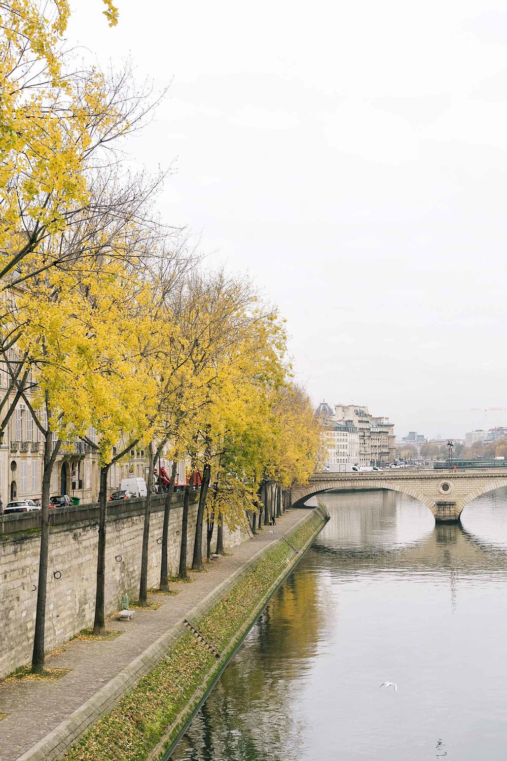 Autumn in Paris is the most magical time of all
