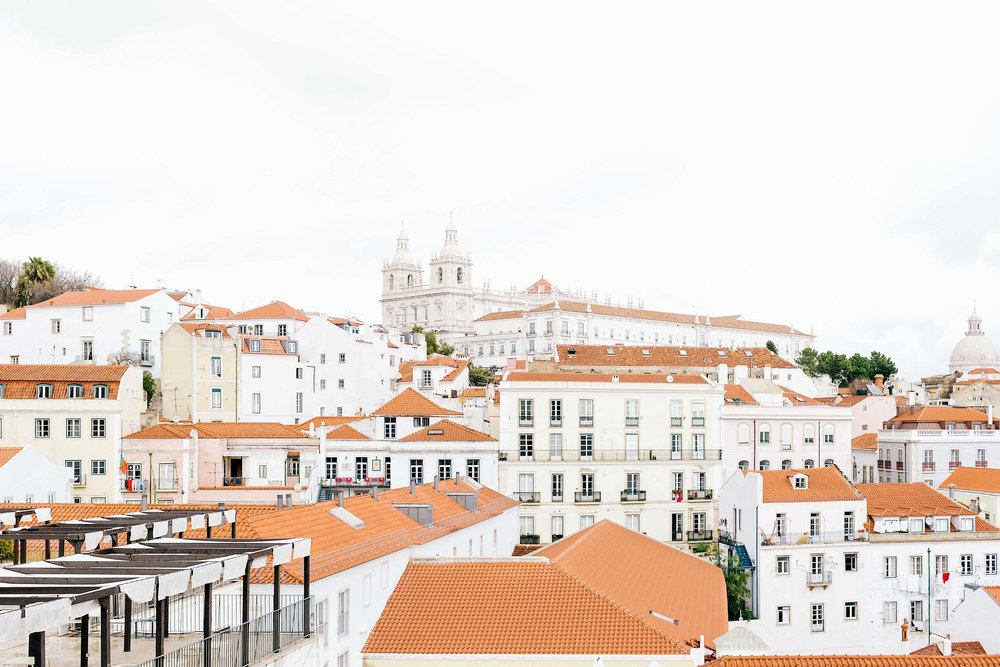 Views in Lisbon