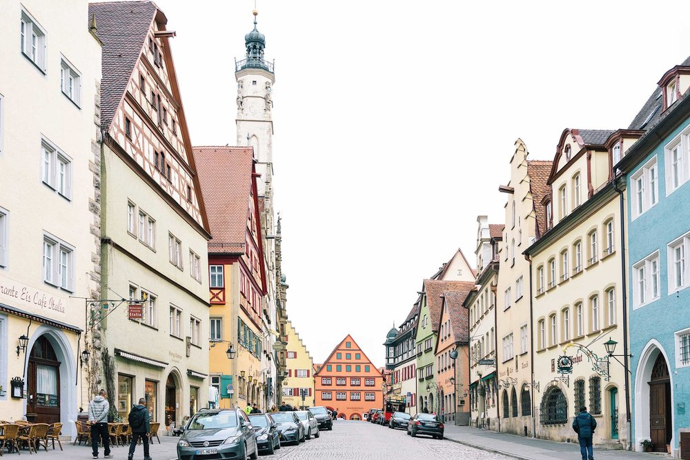 The Dreamiest Fairytale Town in Europe: Rothenburg, Germany