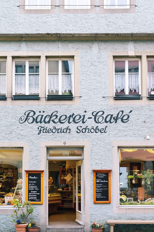 Europe's dreamiest fairytale town, Rothenburg