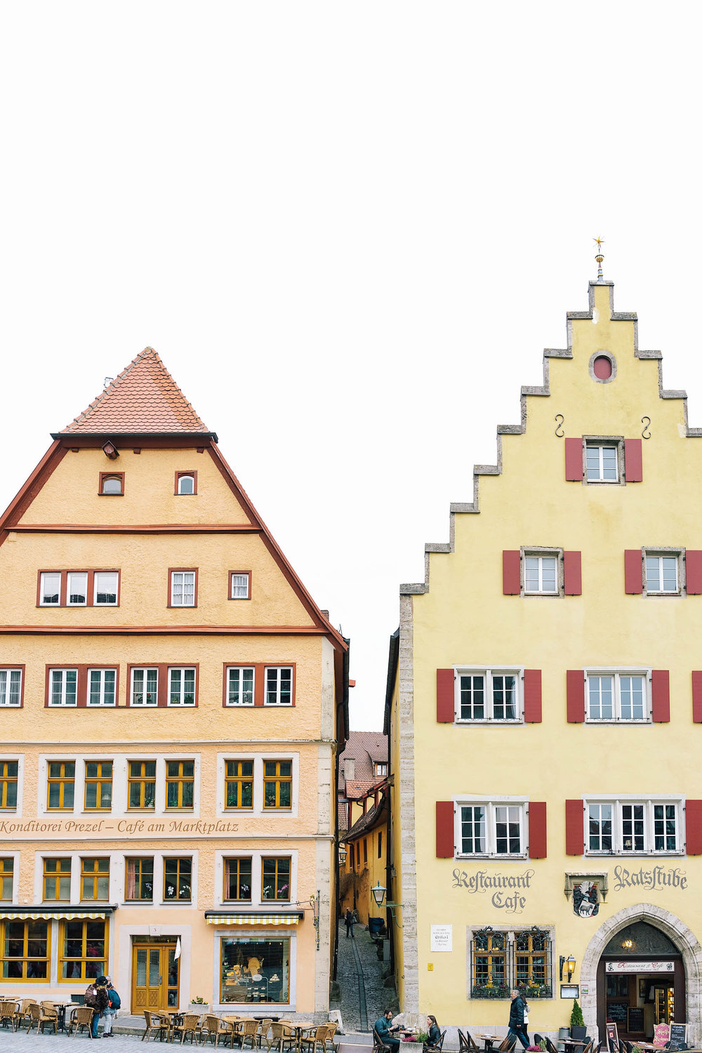 How to get to Rothenburg, Germany