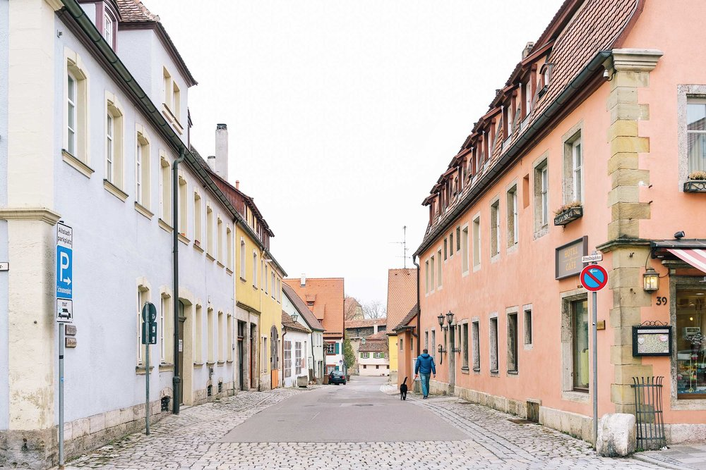 How to get to Rothenburg from Stuttgart