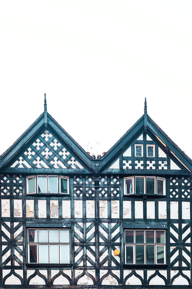 Beautiful buildings in Manchester, UK