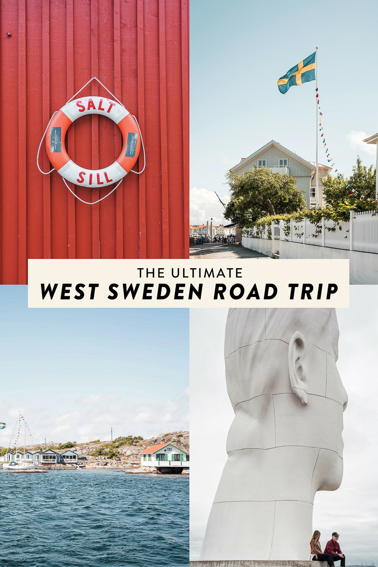 A guide to the ultimate West Sweden road trip! Learn about the islands of Marstrand, Tjörn, and Orust, including where to stay, eat and drink, and what to do. #sweden #westsweden #roadtrip #itinerary