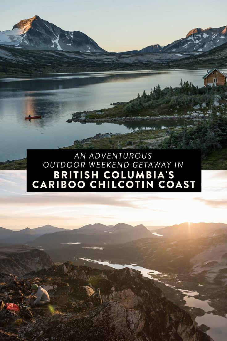 A guide to planning a unique, adventurous outdoor weekend getaway on British Columbia's Fishing Highway! Hike, kayak, horseback ride, mountain bike and more.