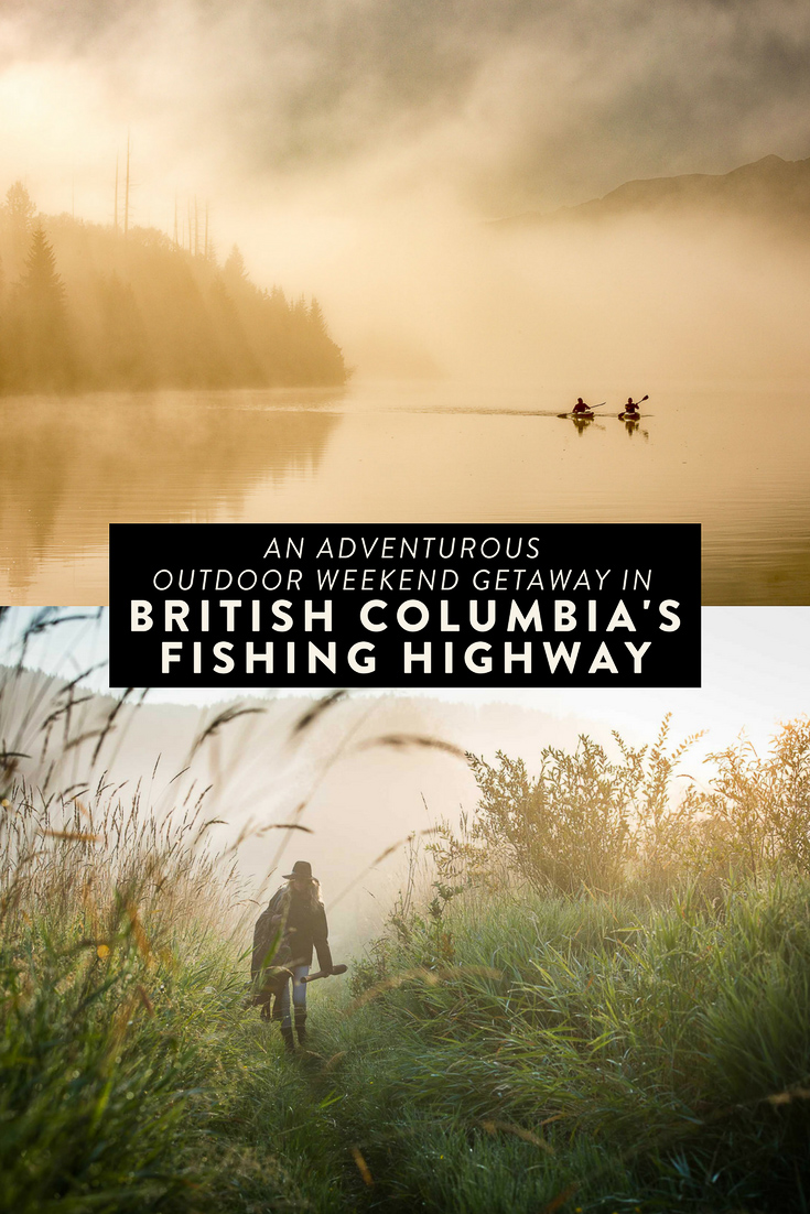 A guide to planning a unique, adventurous outdoor weekend getaway on British Columbia's Cariboo Chilcotin Coast! Hike, kayak, horseback ride, mountain bike and more.