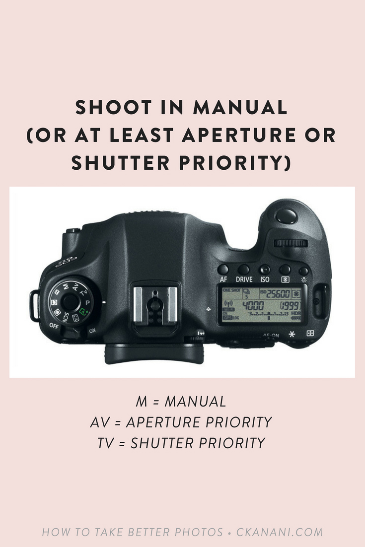 How to take good pictures - get rid of auto. Shoot in manual or at least aperture or shutter priority