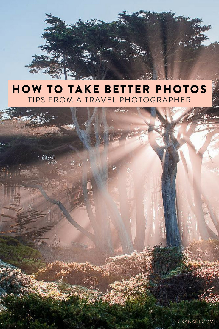 How to take good pictures for your blog, Instagram, or just to record the important moments of your life! Learn about lenses, shooting RAW and in manual, lighting, composition, and more.