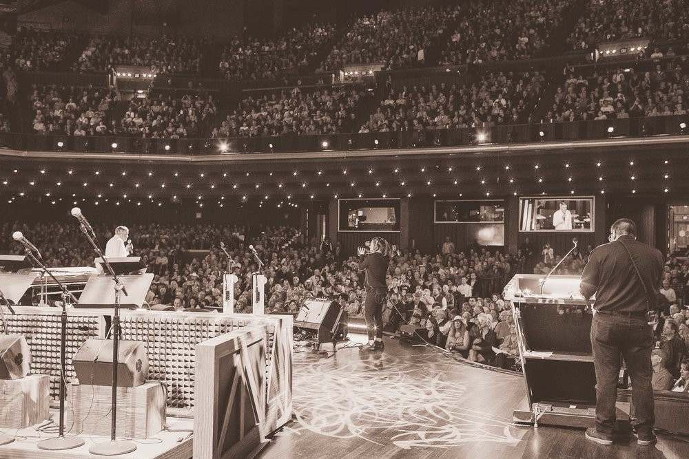 The VIP backstage tour at the Grand Ole Opry is something you cannot miss while in Nashville