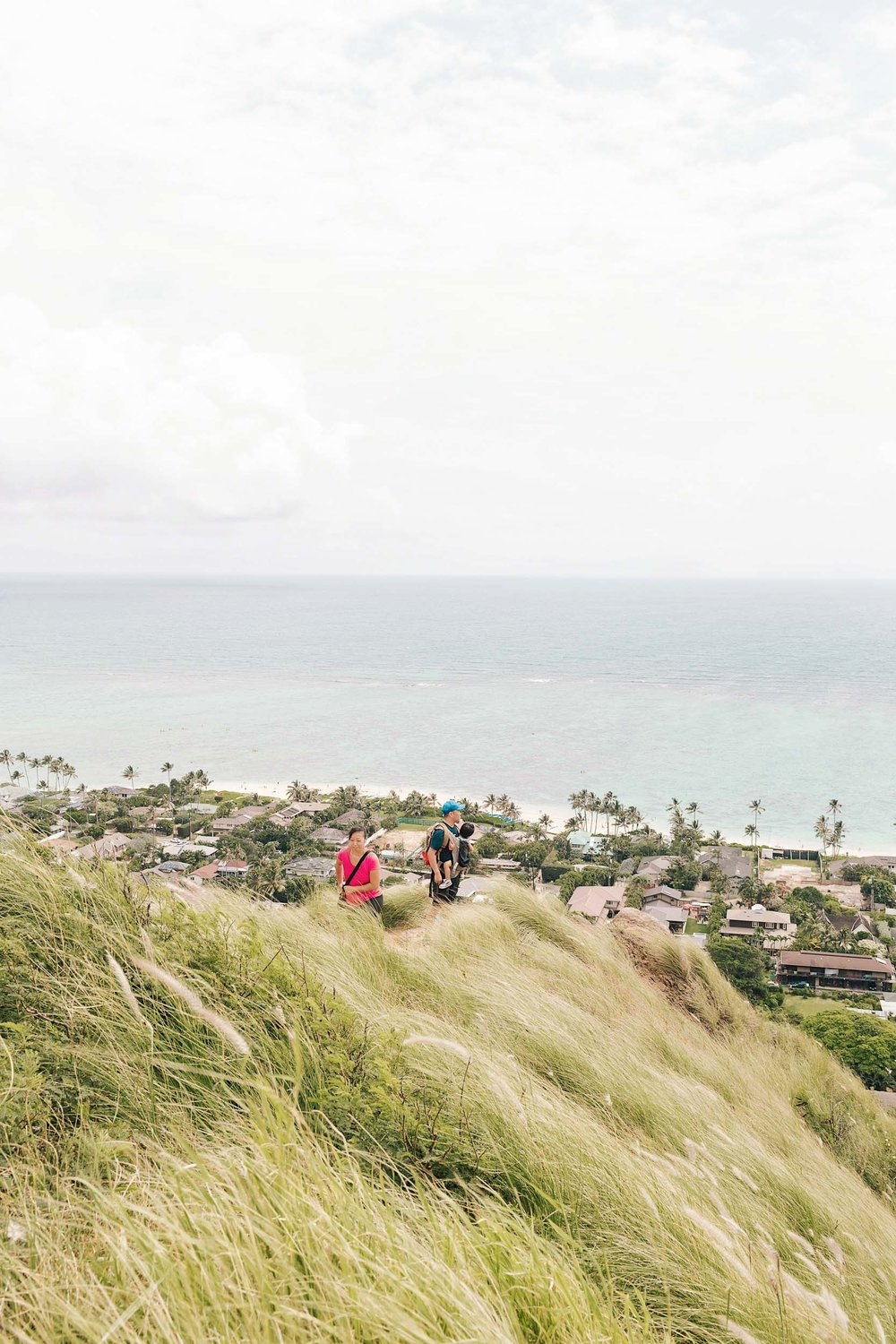 Kailua hikes - Lanikai Pillboxes