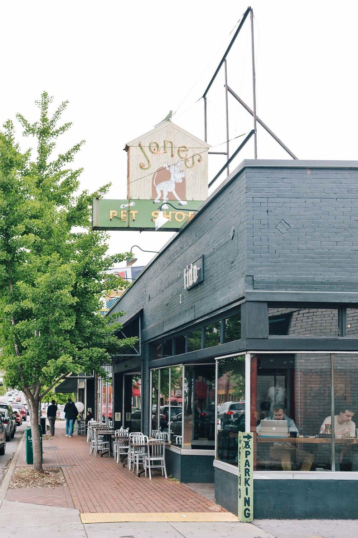 Nashville's Hillsboro Village