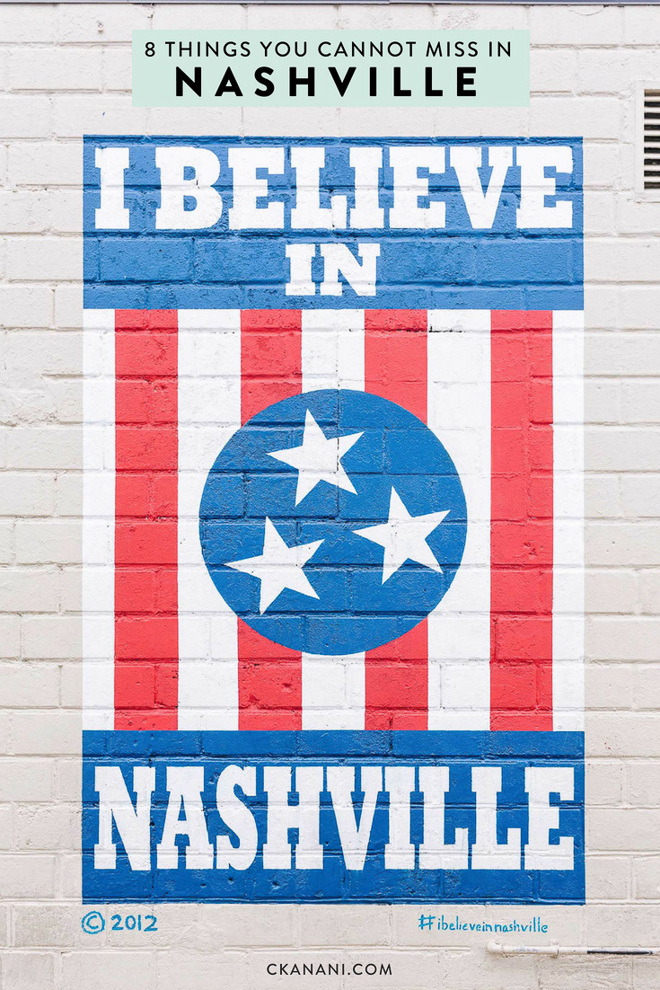 Heading to Nashville, Tennessee and wondering what to do? Here are 8 things you absolutely cannot miss! The best non-cliche, off-the-beaten-path things to see, do, eat, and drink.