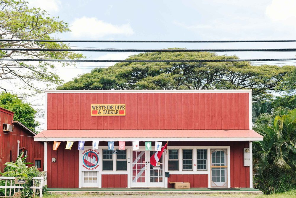 The cutest town in all of Hawaii, Haleiwa