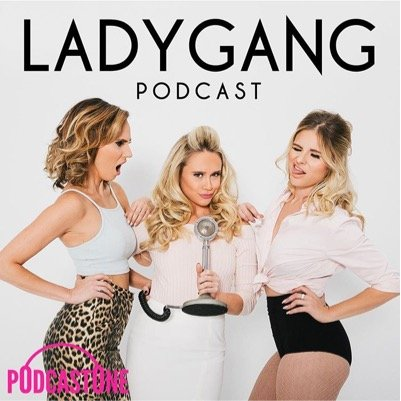 "- ""'LadyGang' is a celebrity driven podcast from the minds and mouths of Keltie Knight, Jac Vanek, and Becca Tobin where no subject is off limits. Inspired by their bottomless mimosa brunches, each week, a celebrity guest joins the girls for a raw, honest, and hilarious look at what life is really like under the bright lights of Hollywood."""