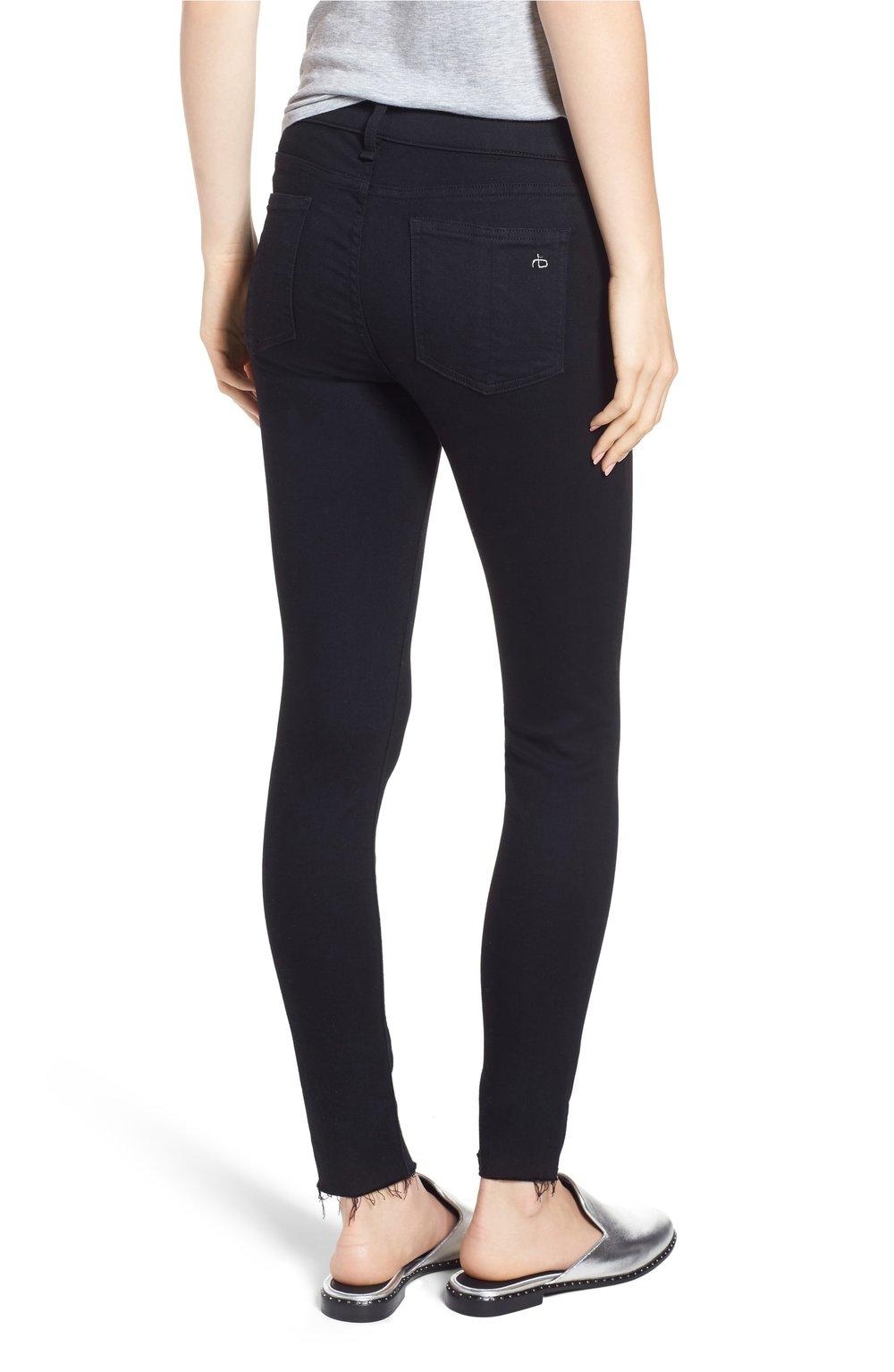 Rag & Bone Raw Hem Ankle Skinny Jeans2.jpg