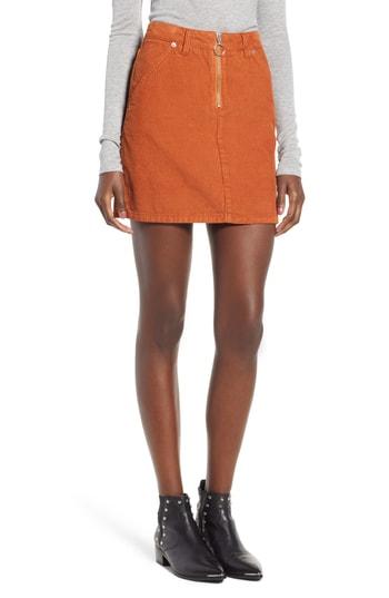 Topshop Cord Miniskirt.jpg