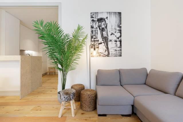 Best Airbnbs in Lisbon - MY LX FLAT Baixa Alfama B, Apartamento design em Alfama