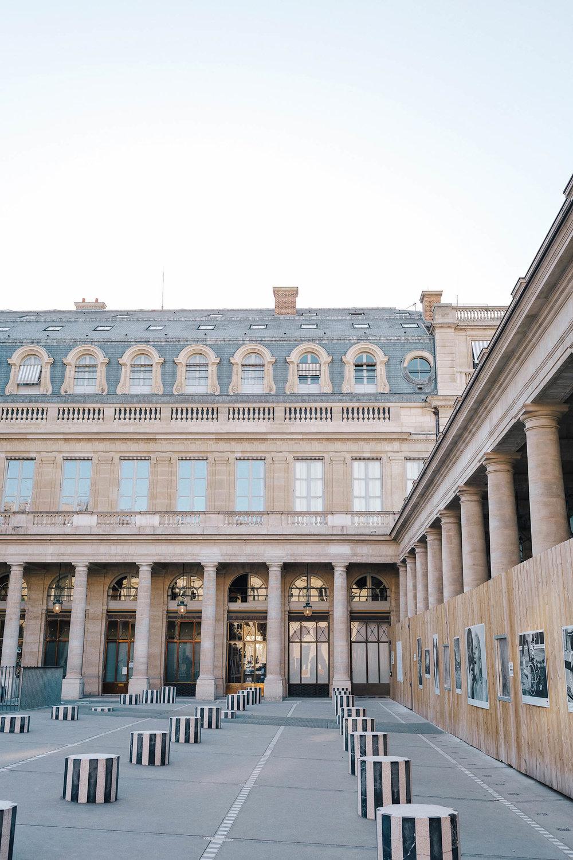 3 days in Paris? Don't miss Palais Royale