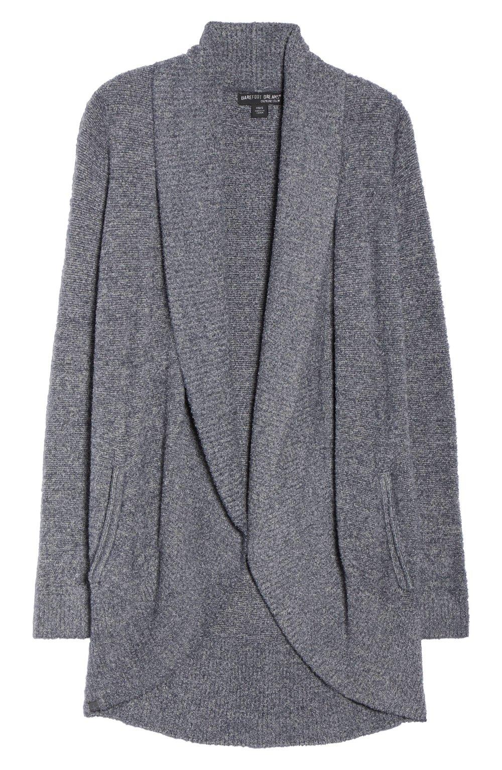 Barefoot Dreams CozyChic Lite® Circle Cardigan