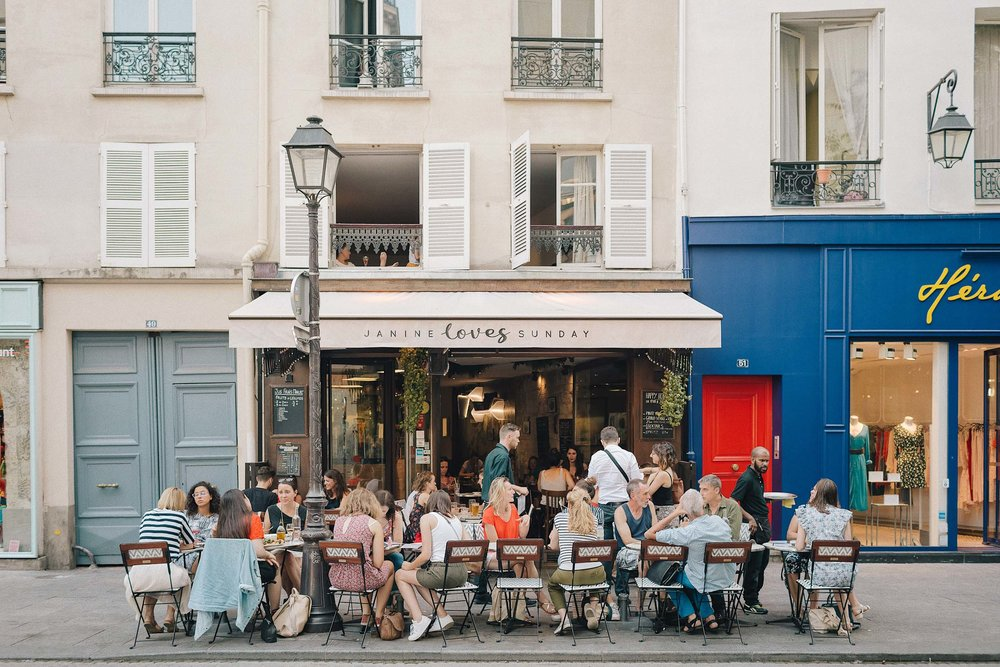 Where to eat and drink in Paris' 1st and 2nd Arrondissement