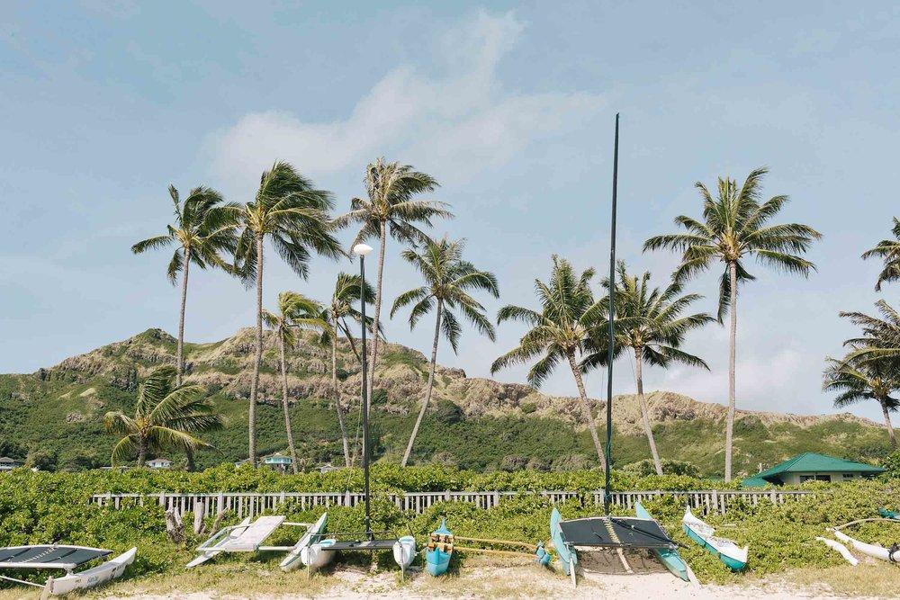 Aloha from Lanikai Beach