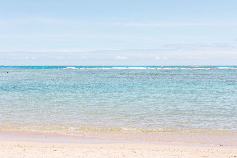 The most beautiful beach in Hawaii, Lanikai