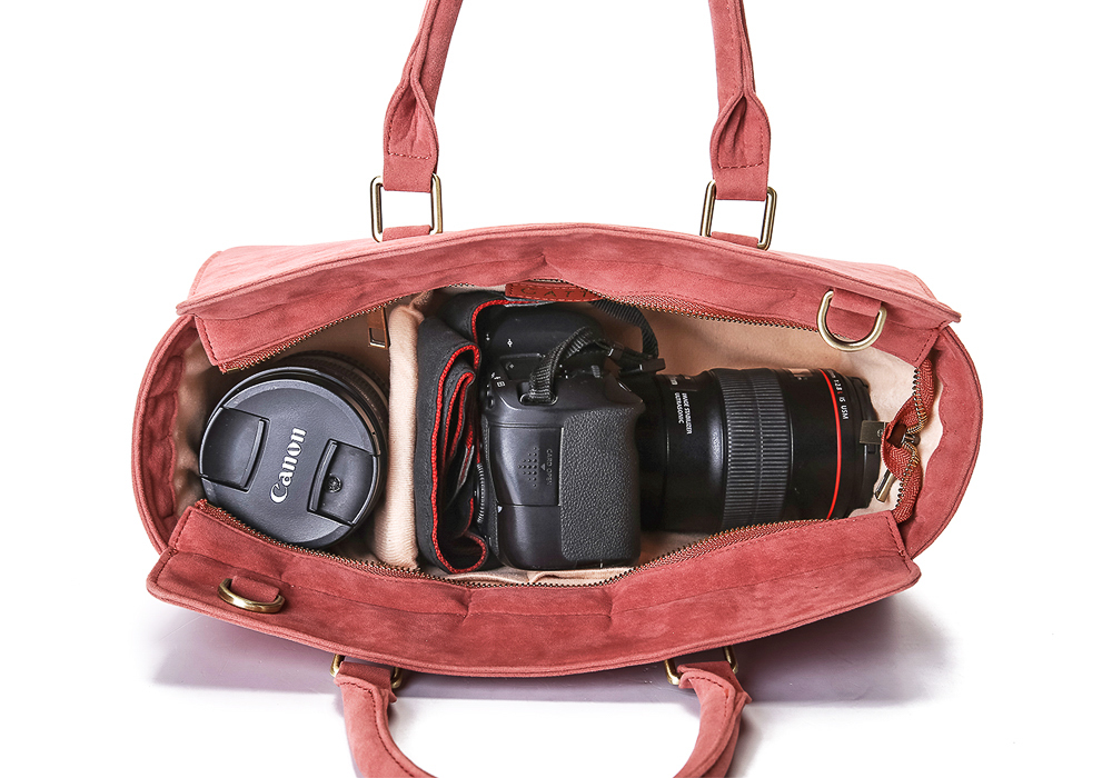 Womens camera bag
