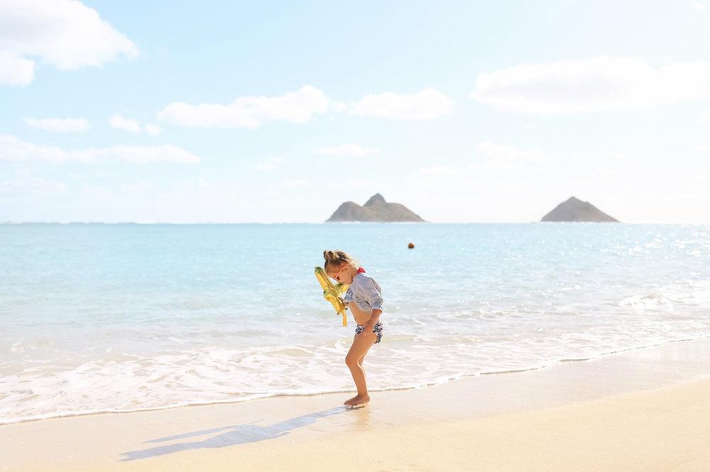 Oahu Instagram spots — Lanikai Beach