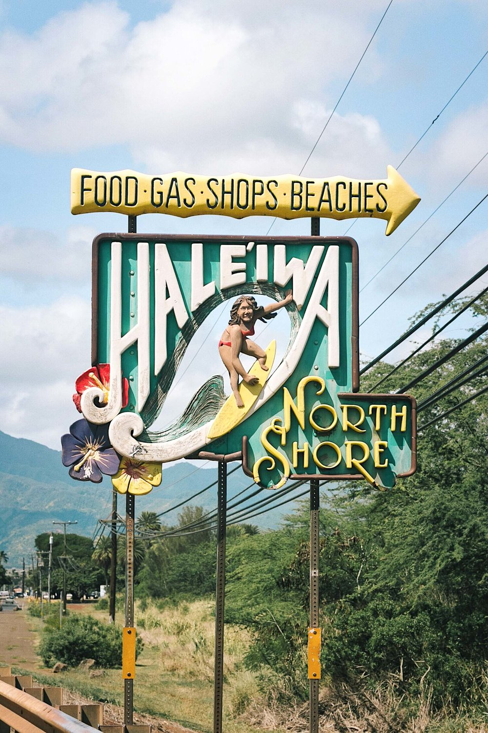 Oahu photography spots — Haleiwa on the North Shore