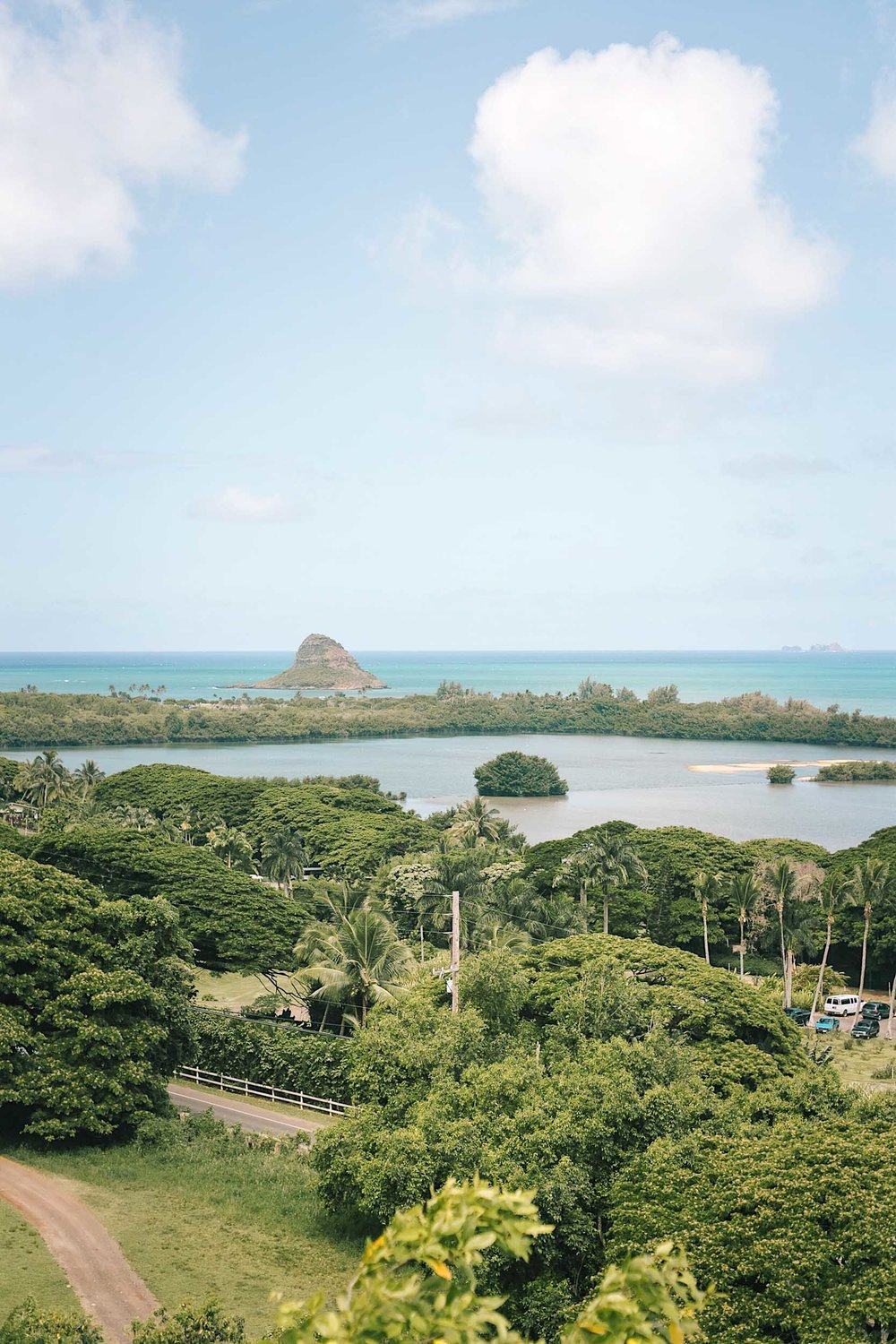 Kualoa Ranch, one of the most beautiful places in Oahu