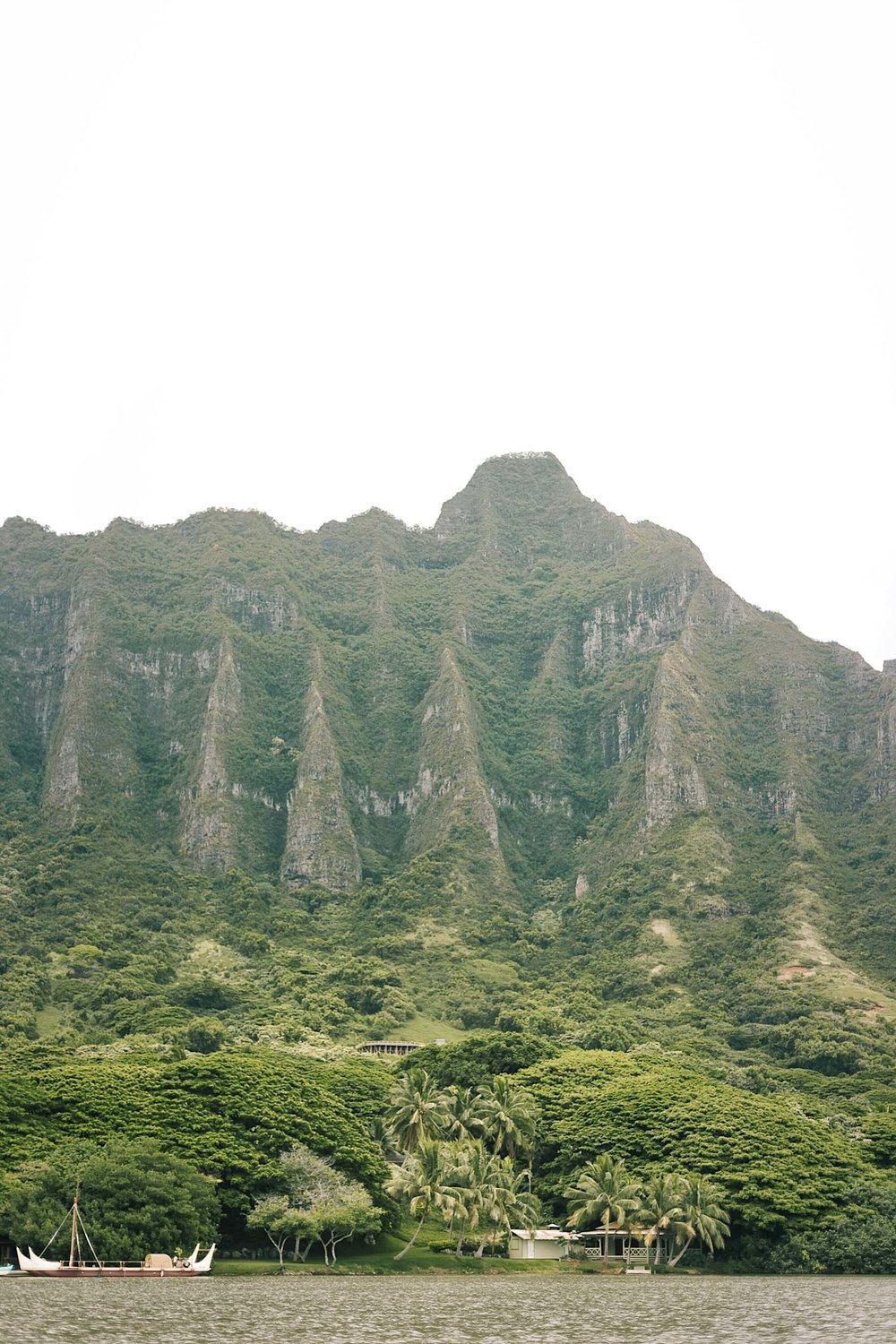 Kualoa Ranch, one of the top Oahu Instagram spots