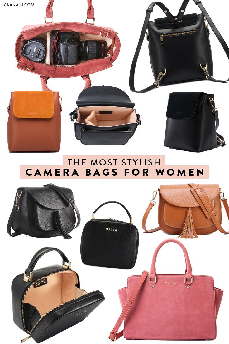 The most stylish camera bags for women. A guide to the best leather camera  bag