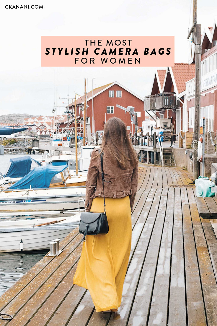 The most stylish camera bags for women. A guide to the best leather camera bag, crossbody camera bag, camera backpack, mirrorless camera bag, and more. #camerabag #travel #fashion