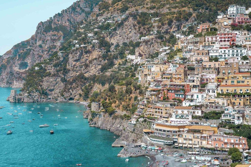 The perfect Amalfi Coast itinerary