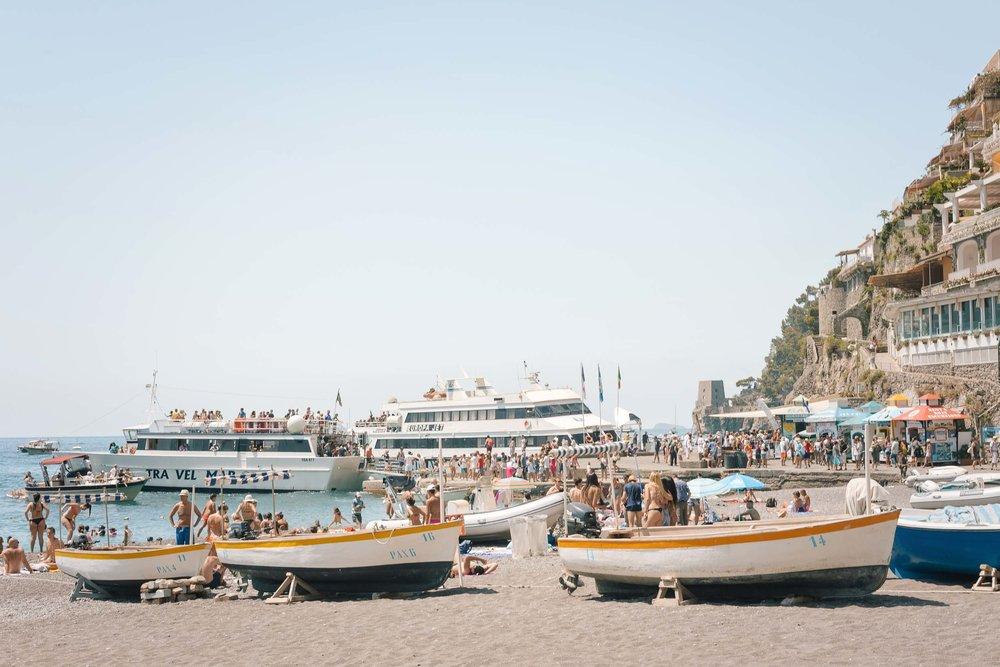 The best Amalfi Coast itinerary 3 days