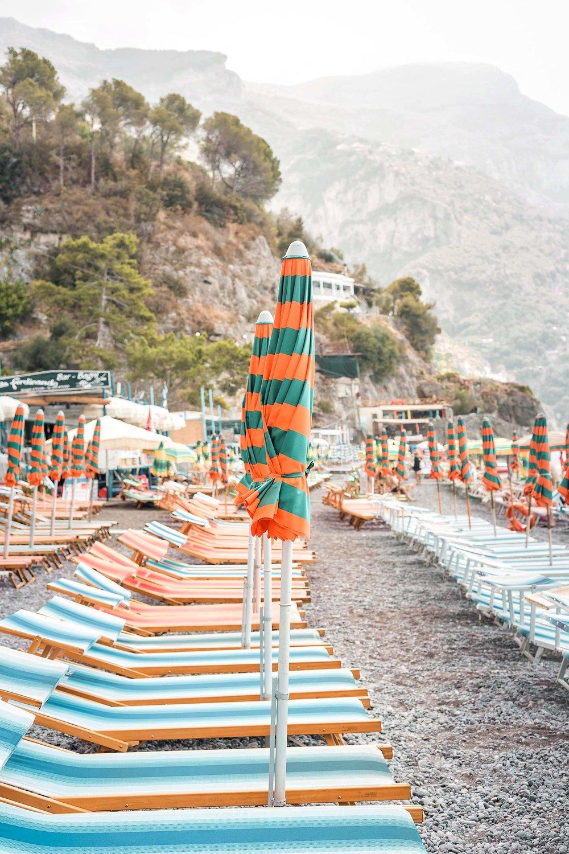 Best beaches Amalfi Coast, Fornillo Beach