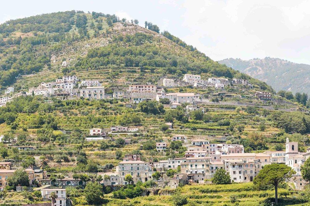 Top Amalfi Coast towns to visit
