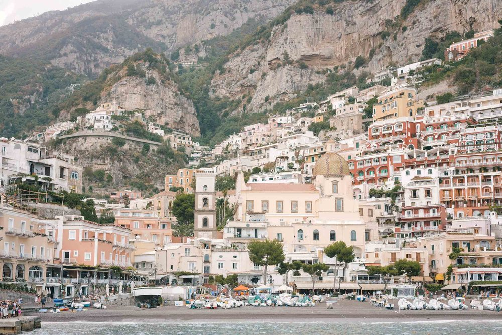 Amalfi Coast itinerary 5 days, see the best of the Amalfi Coast