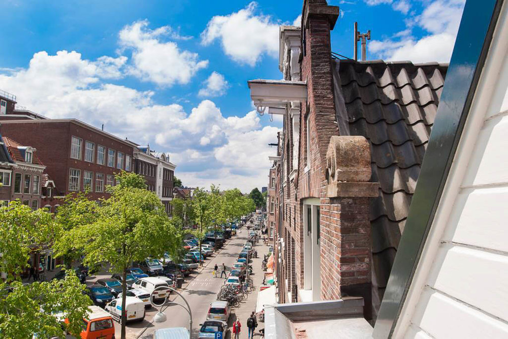 Places to rent in Amsterdam with a beautiful view