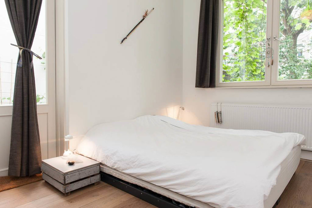 Jordaan is the best area to stay in while visiting Amsterdam