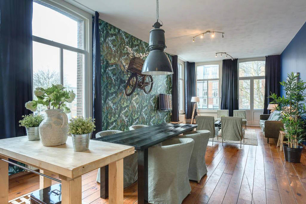 The 10 best Airbnb Jordaan Amsterdam