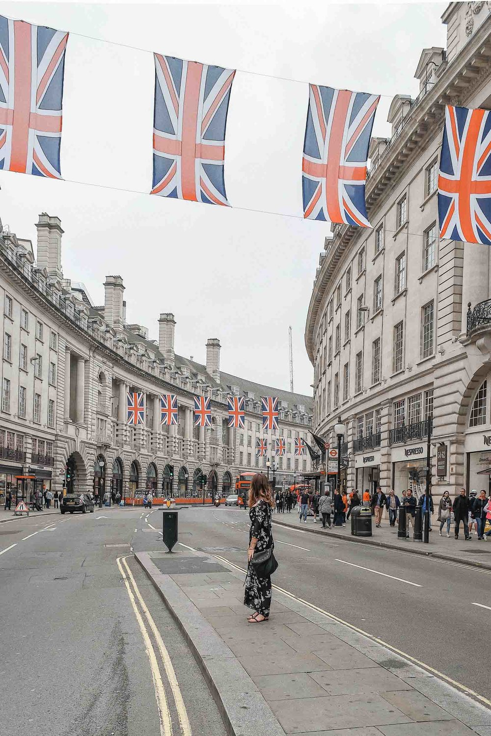 What to do in London for 2 days: walk around or at least through Regent Street