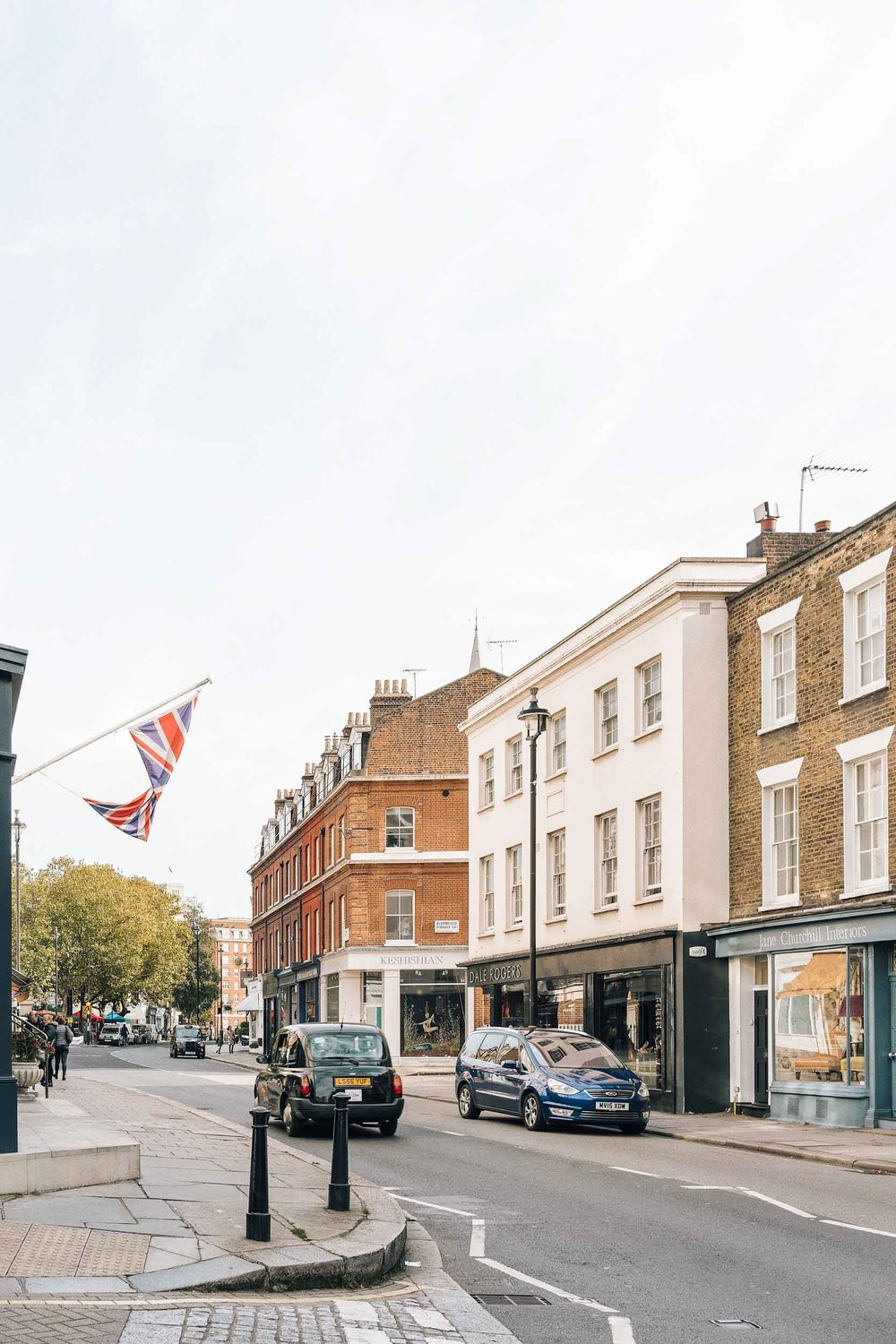 What to see in London in 2 days: the neighborhood of Chelsea