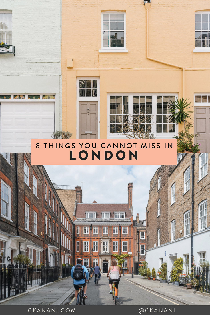The perfect London itinerary, including 8 things you absolutely cannot miss! The best restaurants, tours, hotels, and more. #london #uk #travel #itinerary #europe