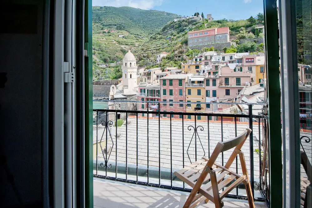 Hotels in Cinque Terre? Stay at an Airbnb instead
