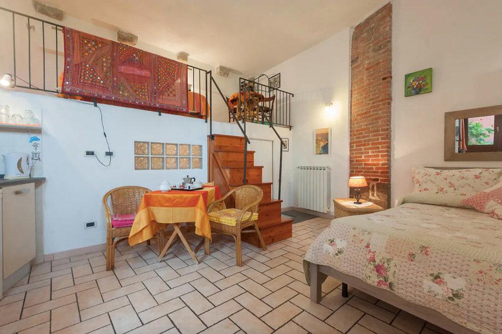 Beautiful Cinque Terre apartments for rent via Airbnb