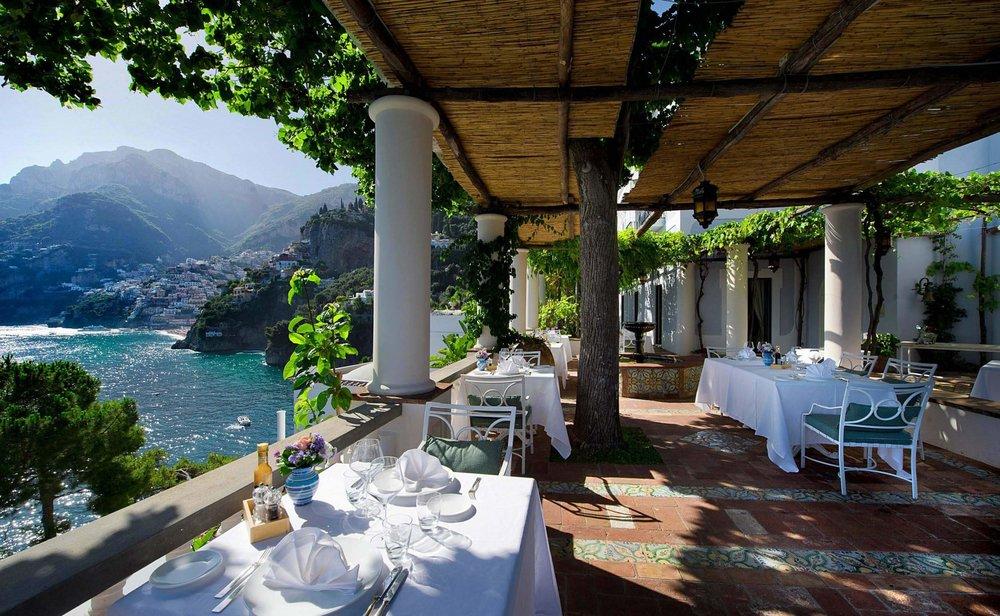 Hotels in Positano Italy - Villa Treville