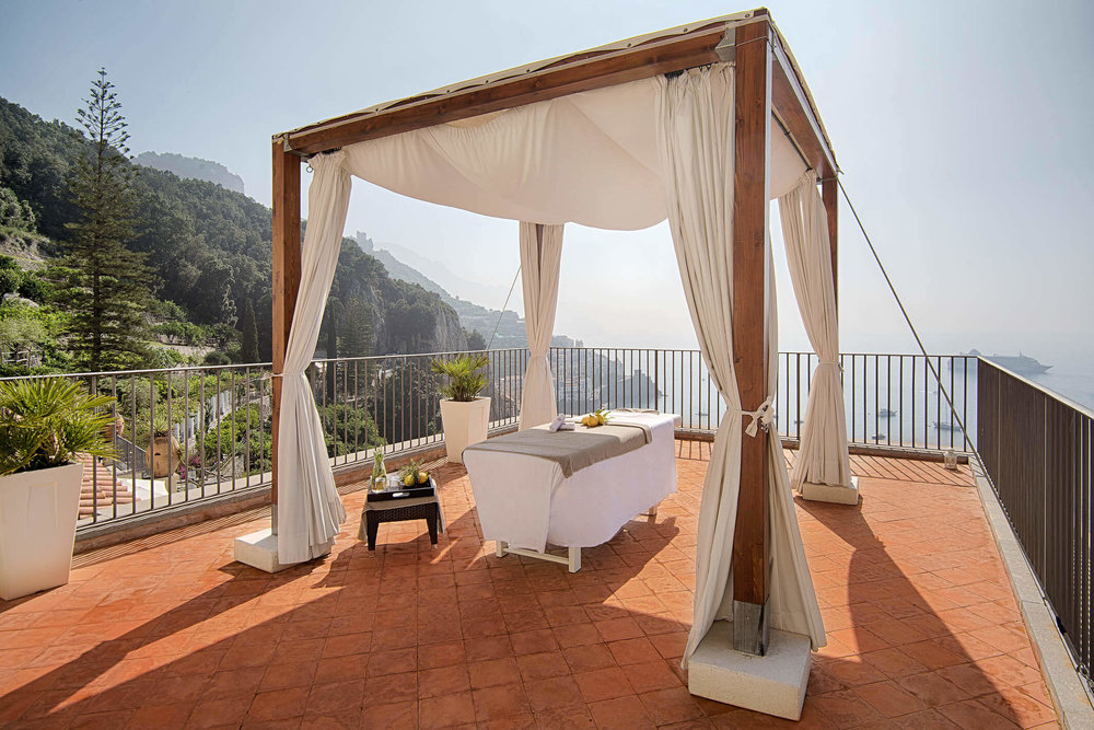 One of the top hotels Amalfi Coast - NH Collection Grand Hotel Convento di Amalfi