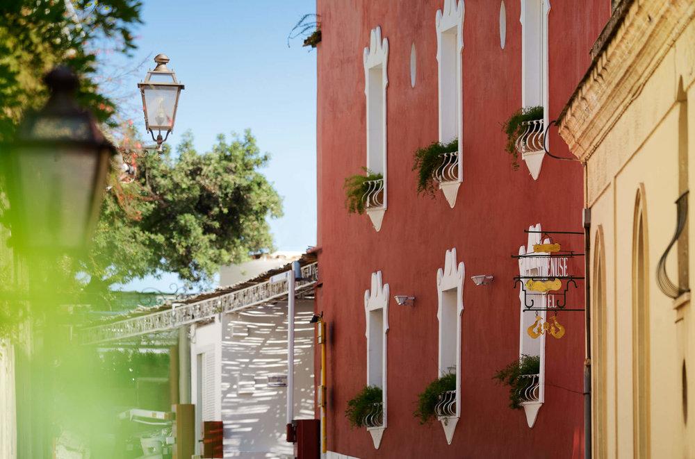 Amalfi Coast hotels 5 star - Le Sirenuse