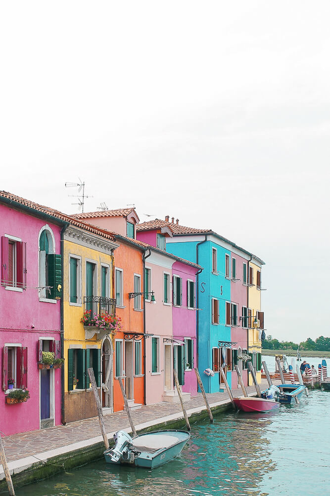 One week Europe trip, see 3 great Italian spots